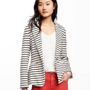 Jersey-knit Blazer